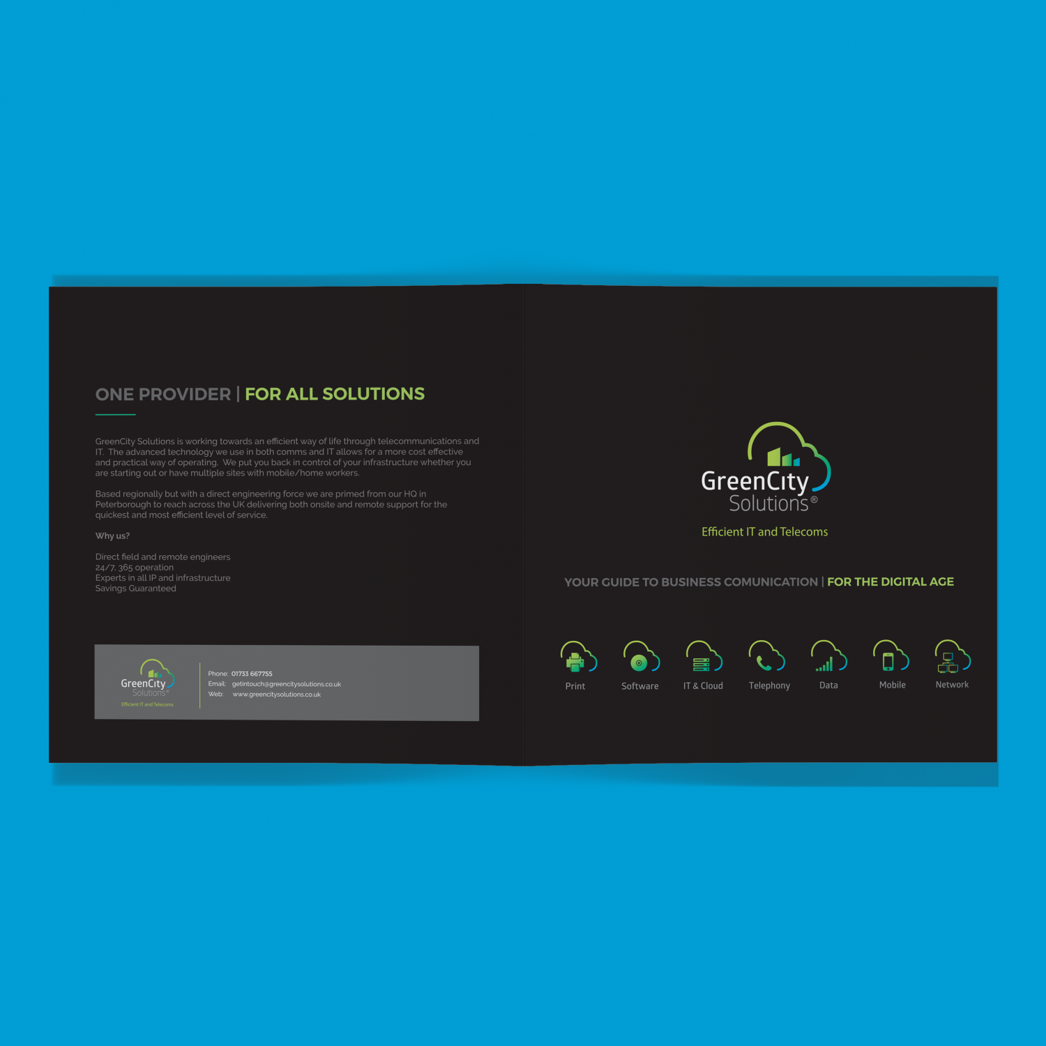 Green City Solutions 12 pg Brochure