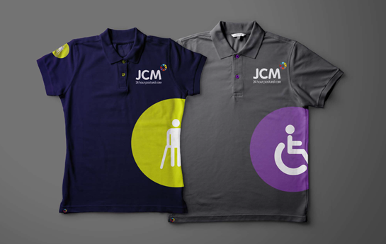 JCM Clothing Visuals
