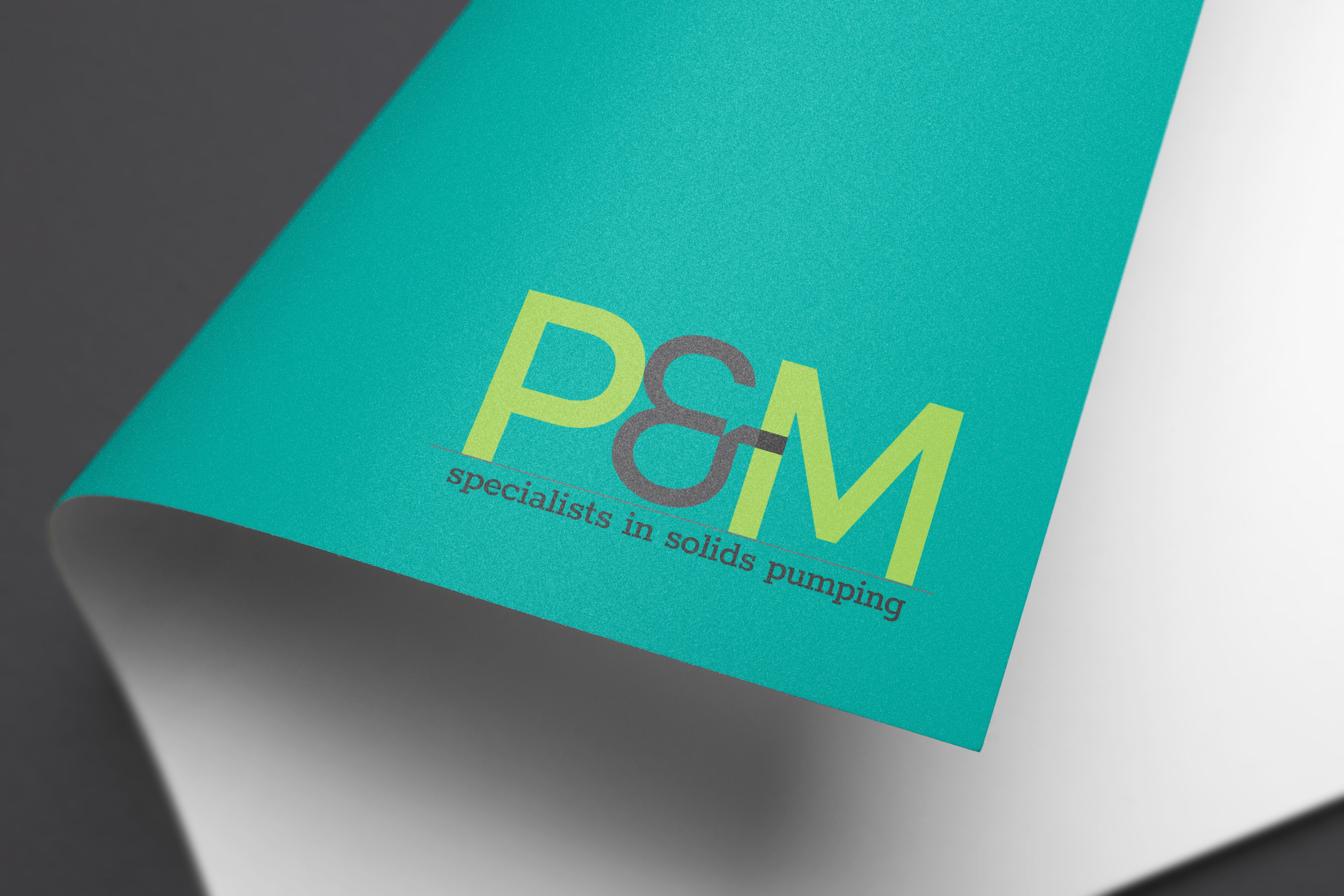 P&M Pumps Branding
