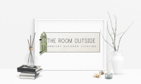 The Room Outside Branding